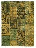 Vintage vloerkleed New York 445 Groen_