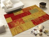 Vintage vloerkleed multicolor New York 598 Multi_