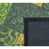 Patch Vintage Geel Groen_
