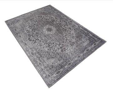 Tabriz vloerkleed zwart