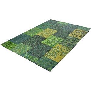 Patch Vintage Geel Groen