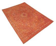 Vloerkleden-Tabriz--Orange