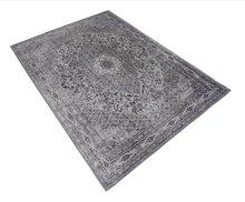 Tabriz-vloerkleed-zwart