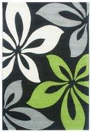 Laagpolig-vloerkleed-Fleur-720-Groen