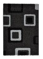 zwart karpet