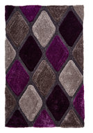 purple grijs karpet