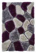 grijs purple karpet