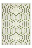 Designer-vloerkleed-Stellos-Ecru-Groen