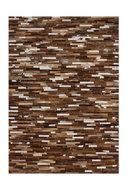 Leren-vloerkleed-Patch-851-kleur-Beige