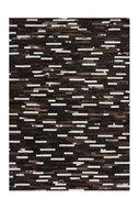 Leren-vloerkleed-Patch-851-kleur-Bruin