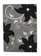 Aanbieding-vloerkleed-Victoria-kleur-grijs-zwart-OC15