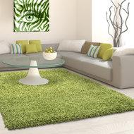 Groene-vloerkleden-Adriana-Shaggy--1500-AY-Groen