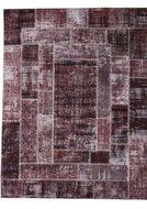 Vloerkleed-Patch-Plus-kleur-bruin