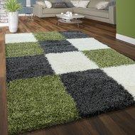 Hoogpolig-vloerkleed-Dorin-910-kleur-grijs-groen